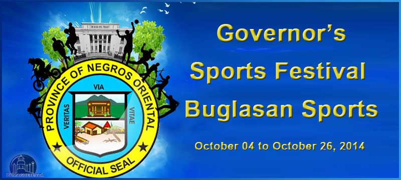 Governor's Cup - Buglasan Sports Festival