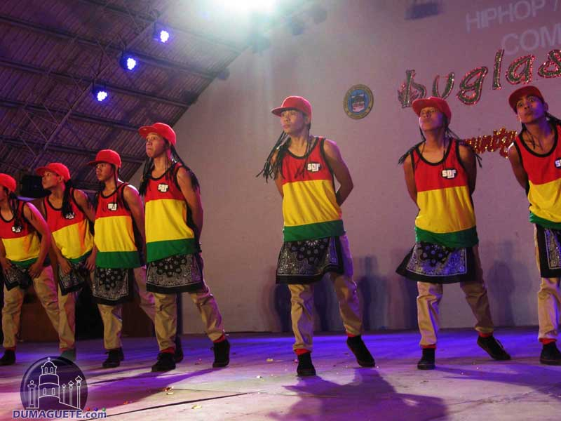 Hip-Hop dancer in dumaguete