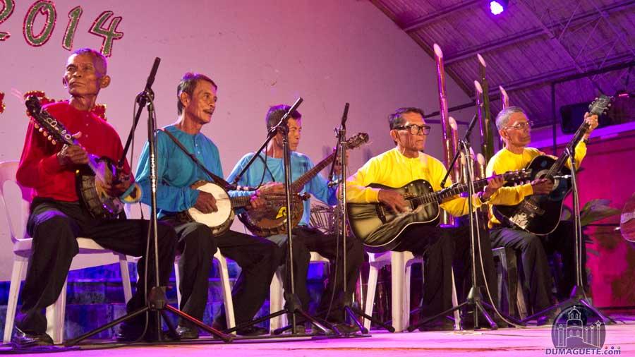 Rondallia senior Buglasan in Dumaguete