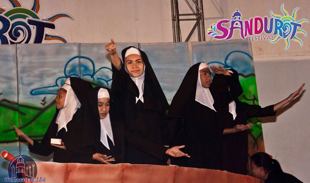 Sandurot Festival - Dumaguete