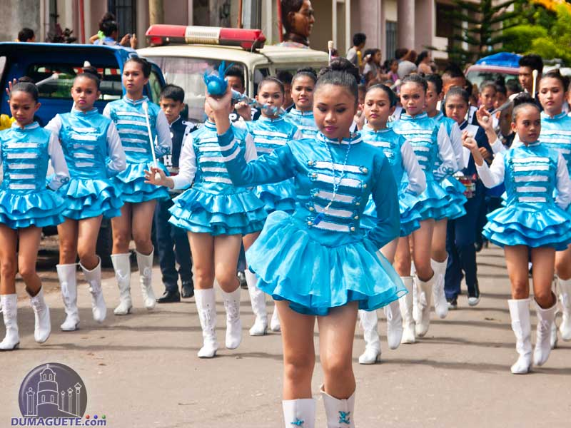Valencia Fiesta Parade