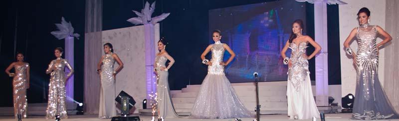 Miss Dumaguete 2014 - Gowns