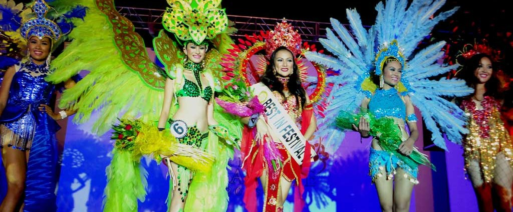 Miss Dumaguete 2014 - Talent Night