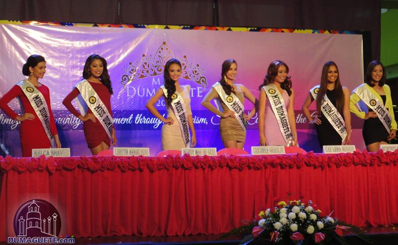 Miss-Dumaguete-Press-Conference Robinsons Dumaguete