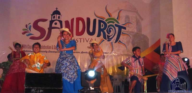 Dumaguete Cultural Dance