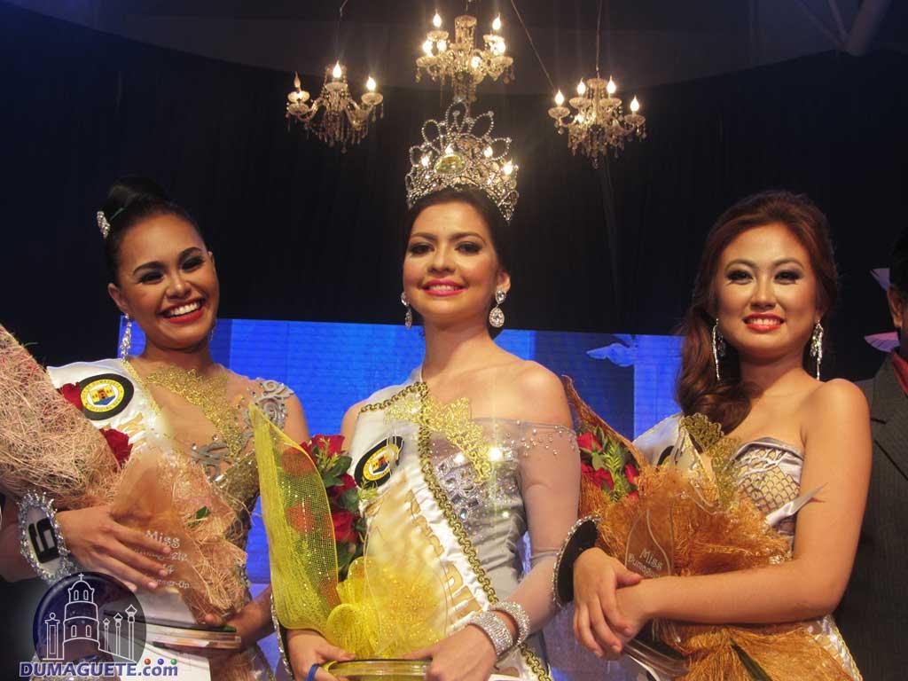 Miss Dumaguete 2014 - Malka Shaver
