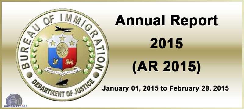 BoI Annual Report 2015