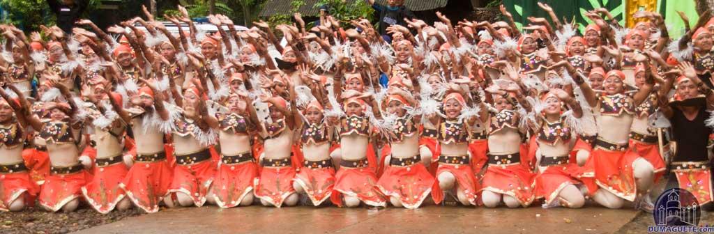 Langub Festival - Street Dancing