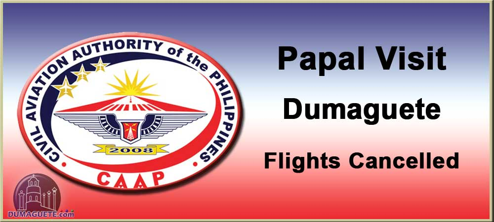 Dumaguete Flight Cancellations