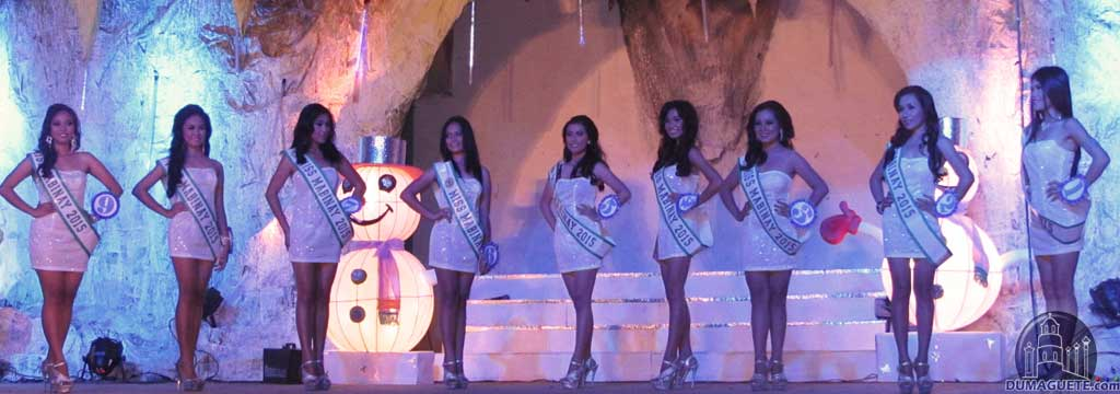 Production - Miss Mabinay 2015
