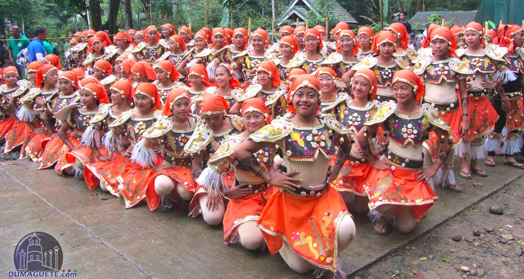 Langub Festival in Mabinay