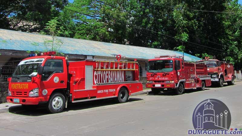 Bayawan - Bureau of Fire Protection
