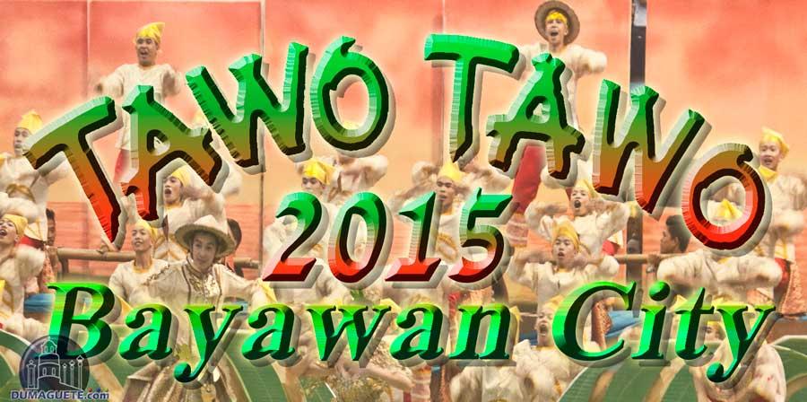 Tawo Tawo Festival 2015