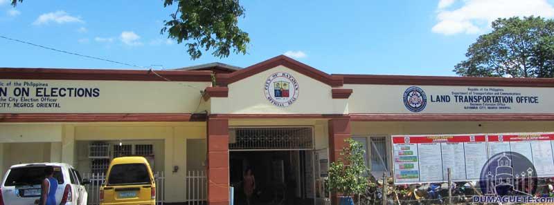 Land Transportation Office Bayawan