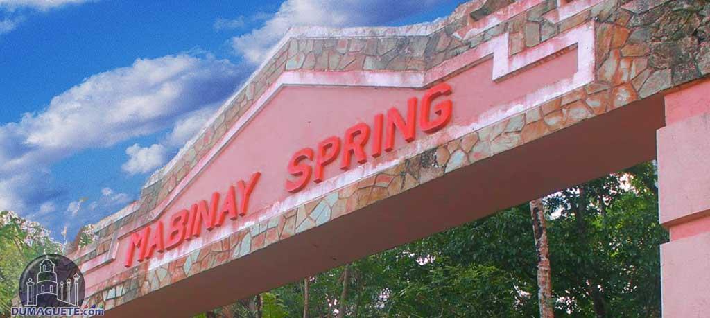 Mabinay Spring Resort