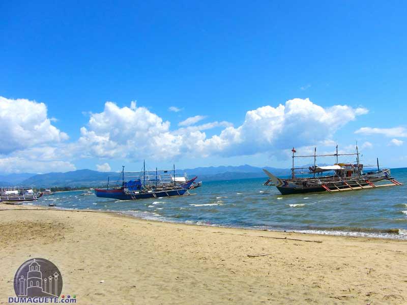 Beach in Bayawan