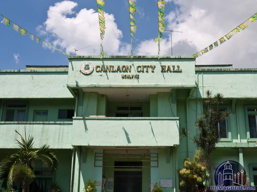 Canlaon City Hall