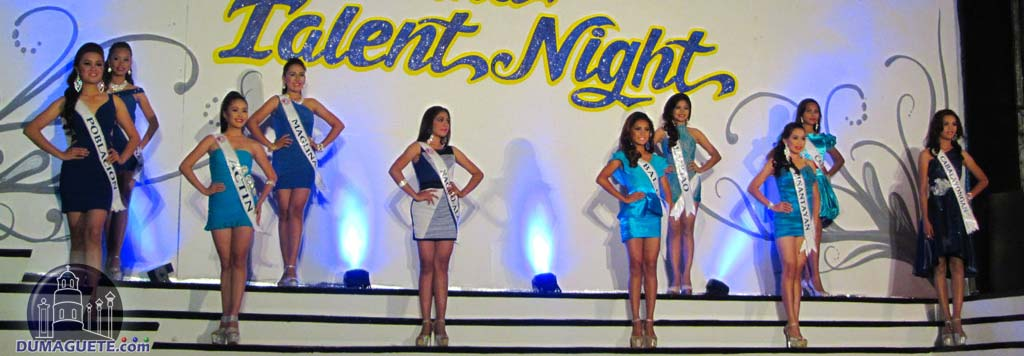 Miss Basay 2015 Talent Night