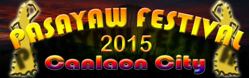 Pasayaw Festival - Canlaon City