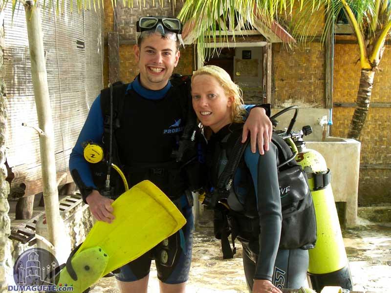 Siquijor Diving