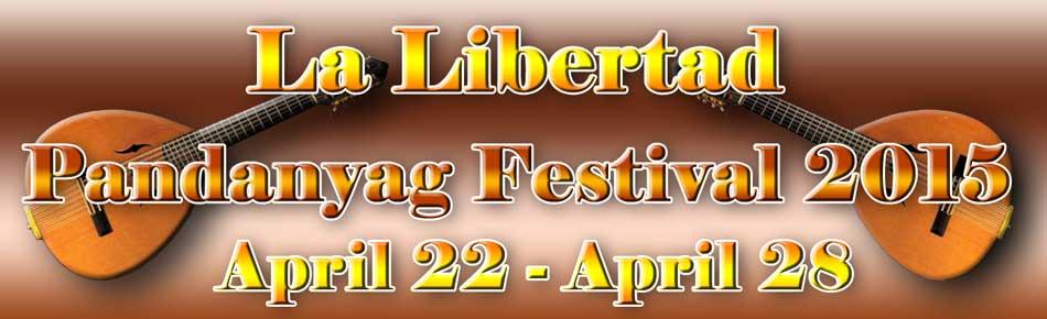 Pandanyag Festival - La Libertad