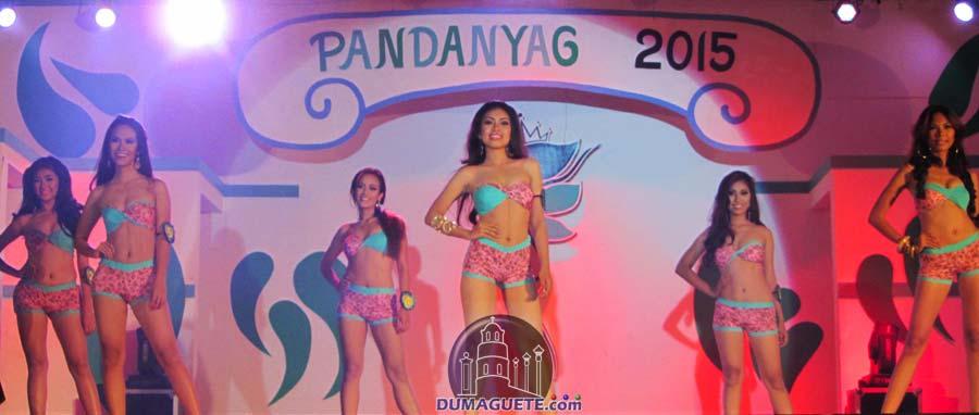Miss Teen Pandanyag Festival La Libertad 2015