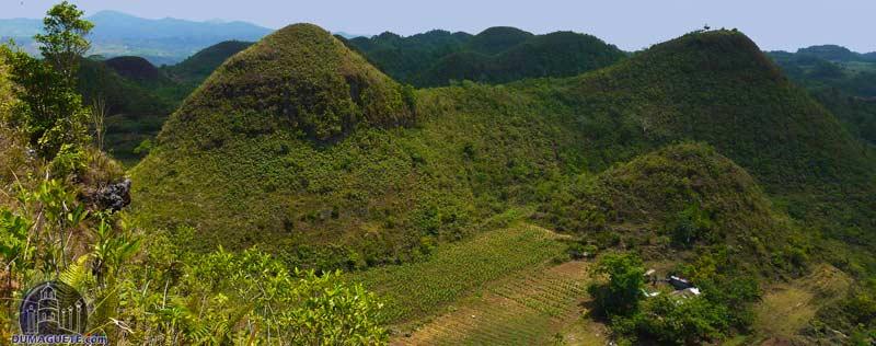 Hinakpan Chocolate Hills