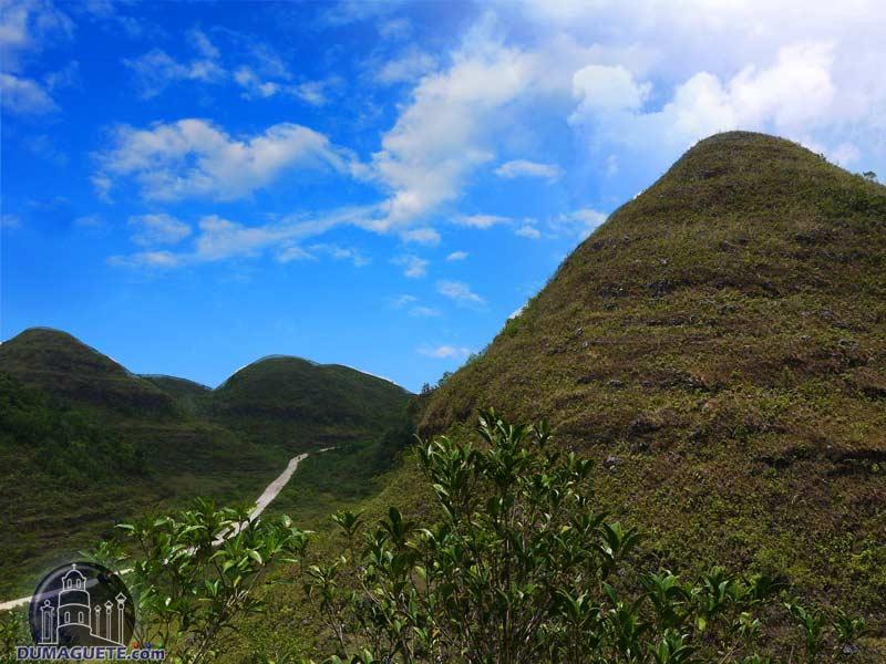 Hinakpan Hills - Chocolate Hills of Negros Oriental