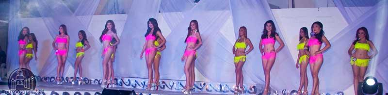 Miss-Silka 2015 Bikini round