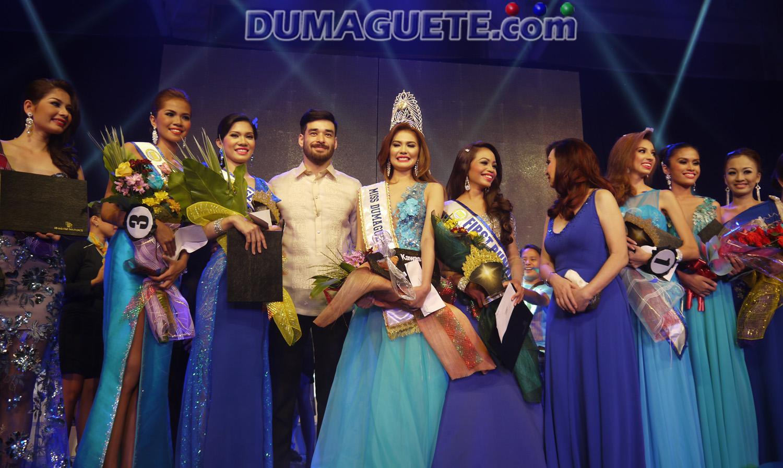 Miss Dumaguete. 2015
