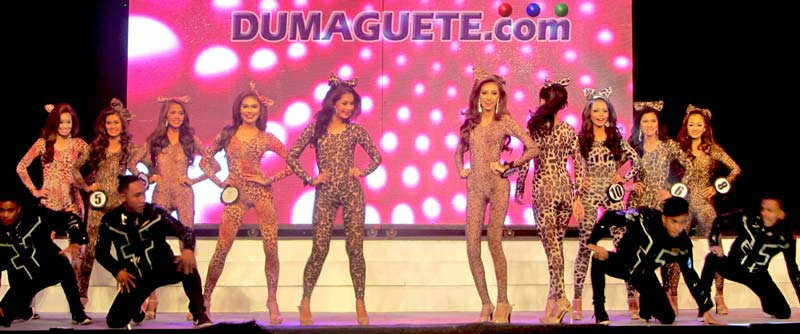 Miss Dumaguete 2015 - Coronation Night