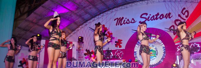 Miss Siaton 2015 - Army Play Wear