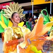 Kabulaka Street Dance parade in Dumaguete Festival 2011