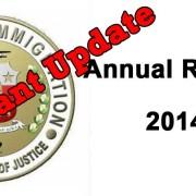 Bureau of immigration - Annual Report