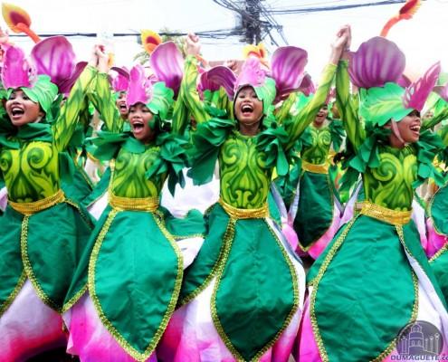Dumaguete buglasan with Jimalalud street parade 2013