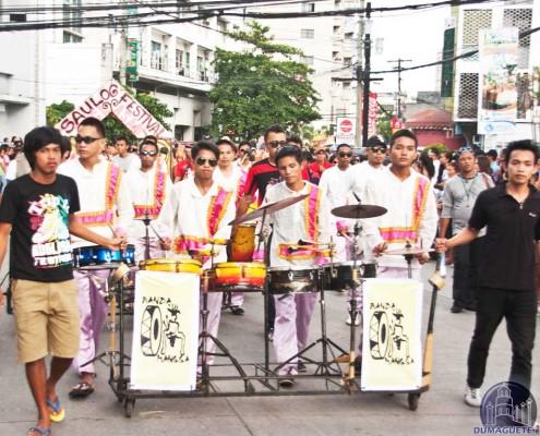 Buglasan parade Ayuquitan Festival