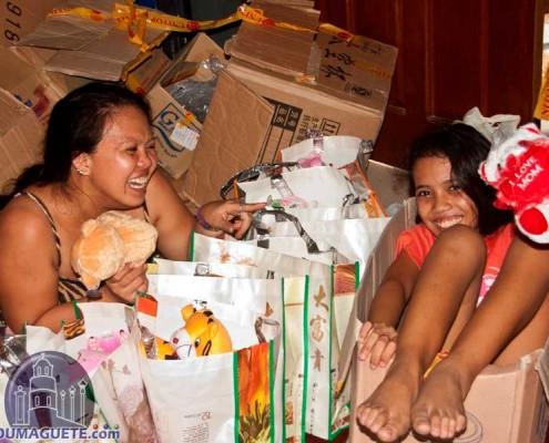 Rechel from Dumaguete Charity