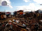 Yolanda wash out house House in Tacloban city
