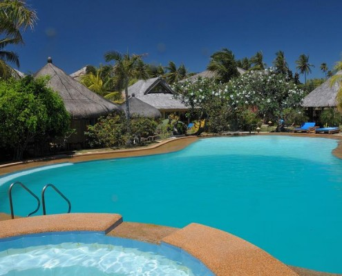 Thalata-Beach Resort Pool and Resort