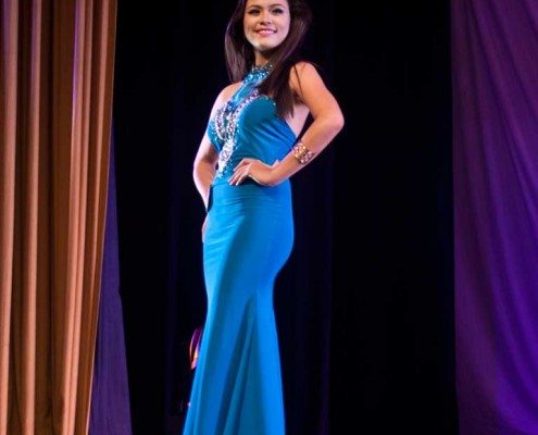 Miss Silka Dumaguete - Evening Gown