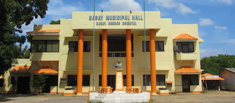 Basay Municipal Hall