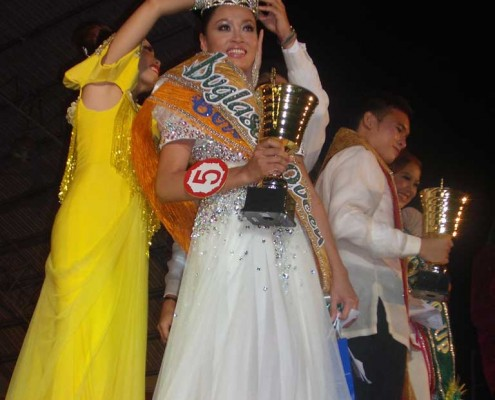 Buglasan 2013 - King & Queen Competition