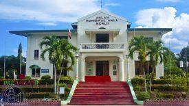 Amlan Municipality Municipal Hall Amlan