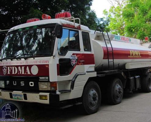 Amlan- Fire Truck