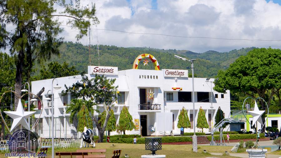 Ayungon Municipality hall