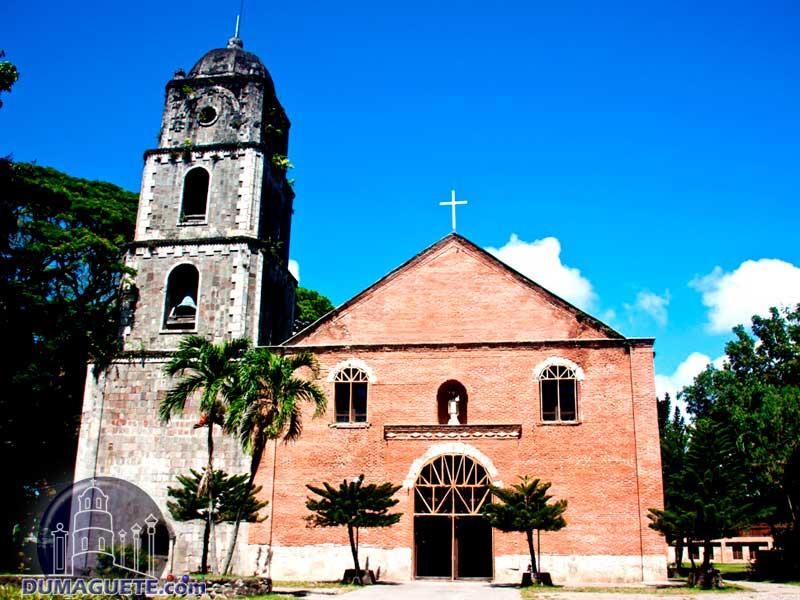 Church in Bacong