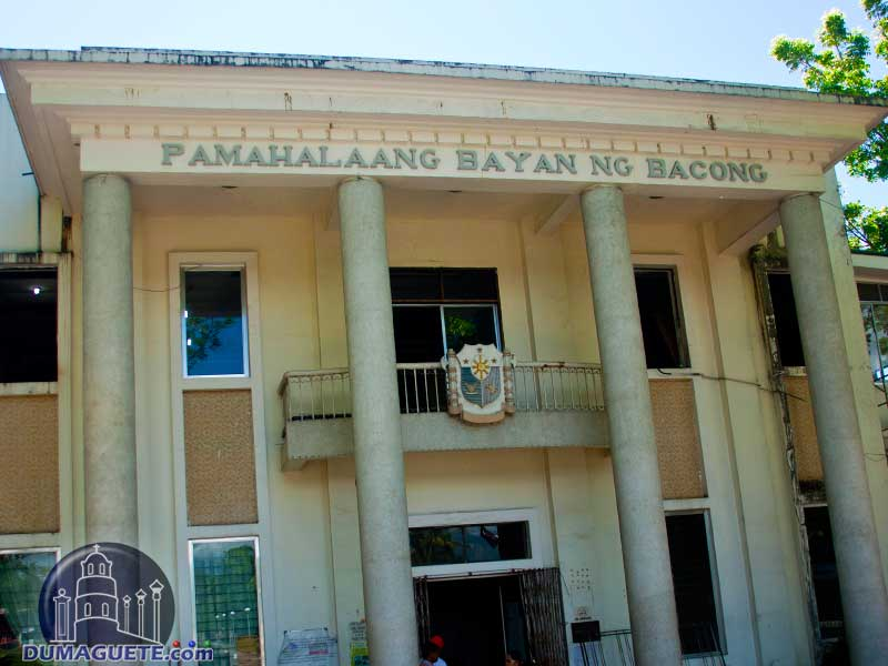 Bacong Municipal Hall
