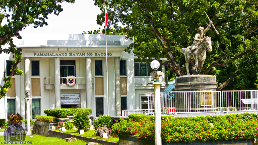 Bacong Negros Negros Oriental Municipality Hall