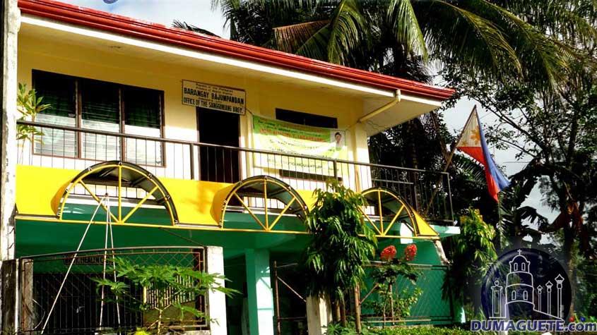 Barangay Hall in Bajumpandan