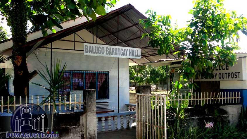Barangay Hall in Balugo